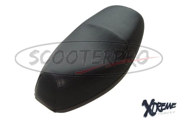 seat cover Aprilia Viper black