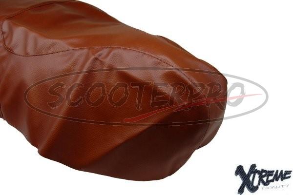 seat cover Aprilia Mojito brown