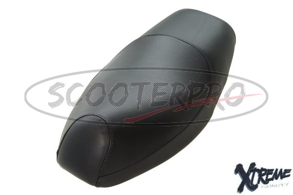 SEAT COVER Carbon Look for Vespa LX