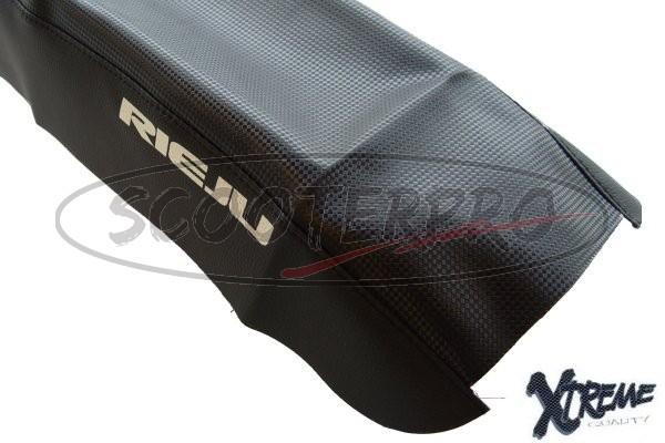 seat cover Rieju MRX carbon