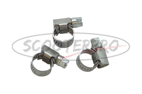 hose clamp 9mm 10/32 8-12mm W2