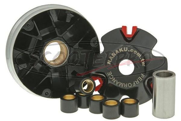 variator GY6/Kymco 50 4 stroke