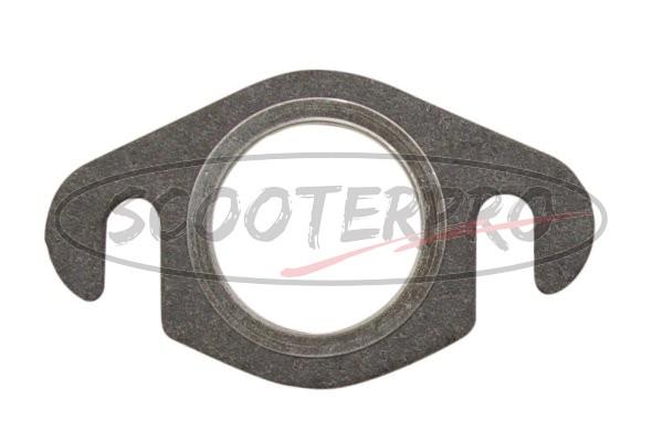 exhaust gasket oval/slot