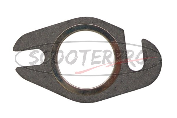 exhaust gasket oval/turnable