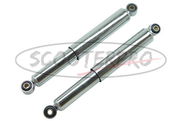 shock absorber set 310 closed chrome