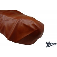 seat cover Vespa Primavera/Sprint brown