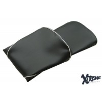 seat cover Peugeot Django 2 pcs black