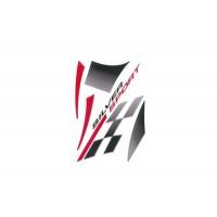 sticker set Peugeot Vivacity Silver Sport