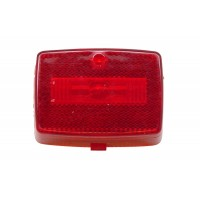 tail light lens Puch Maxi small