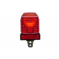 tail light with fixation Tomos