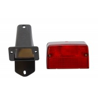 tail light with fixation Tomos A35 nt