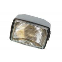 headlight Tomos A35 black