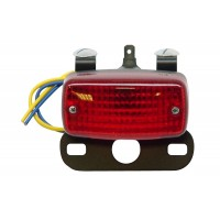 tail light universal small black
