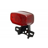 tail light sport / chrome with support