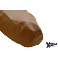 seat cover Vespa LX camel